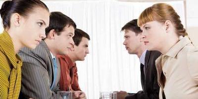 Как избежать конфликта на работе?