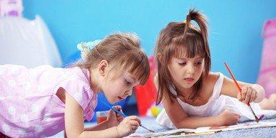 Несколько упражнений для развития внимания ребенка