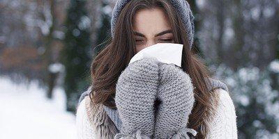 Зимняя аллергия