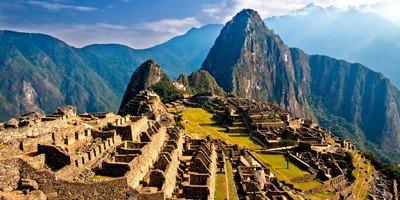 Мачу - пикчу, древний город инков