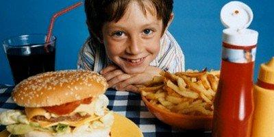 Вред фастфуда в питании школьников