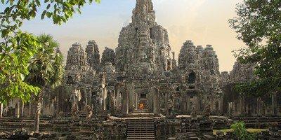 Загадочная Камбоджа