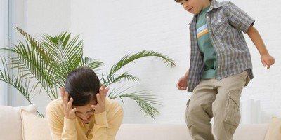 Гиперактивный ребенок – рекомендации родителям