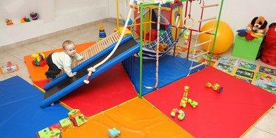 Физическое развитие у детей  до 3 лет