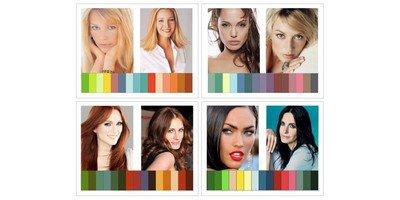 Что такое цветотипы и как его определить?