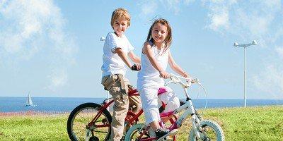 Как подобрать велосипед по росту ребенка?