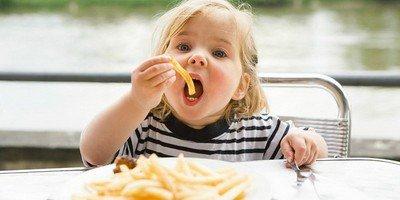 Как снизить избыточный вес у ребенка