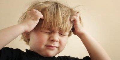 Мама, голова болит!